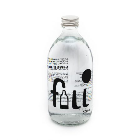 Fill Bottle wash up