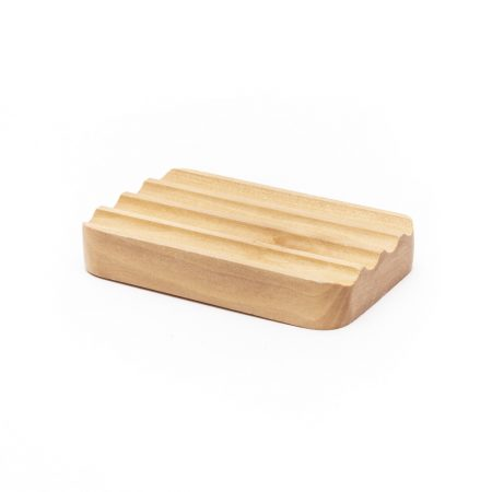 Olive Wood Soap Dish - Large