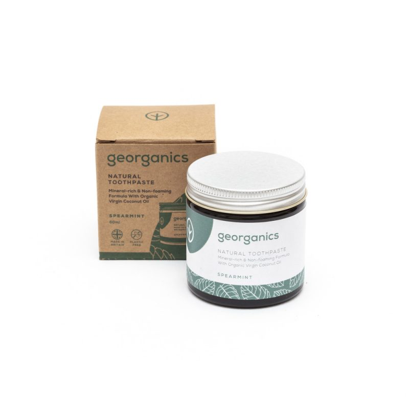 Natural Toothpaste - Spearmint