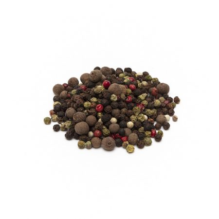 Five mixed peppercorns